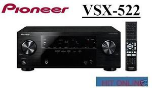 Pioneer VSX-522 5.1 Channel HDMI 3D AV Receiver with HD Audio and MCACC