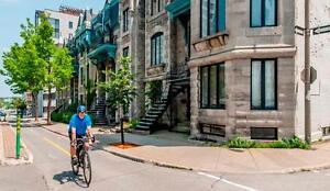 Chambre à louer Centre ville de Montréal