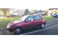 Ford Fiesta 1.2 Zetec (open to offers)