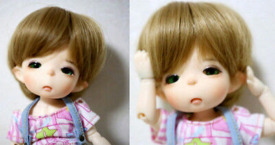 BJD 1/8 Doll Lovely  pukiFee  Arong Halloween Event free eyes +face make - Doll Eyes Makeup Halloween