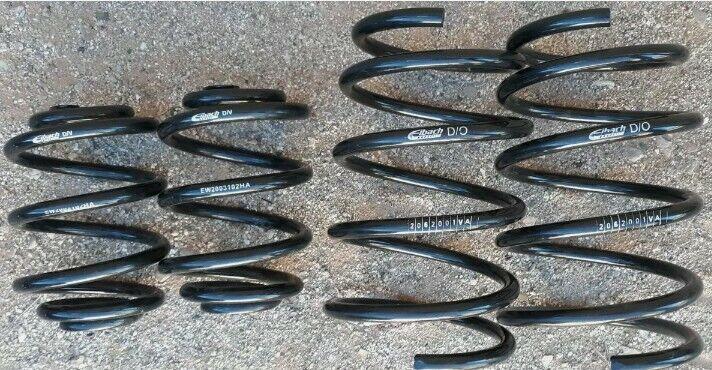Set of 4 Eibach springs for BMW Z3 E36/7