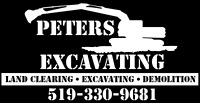 PETERS EXCAVATING
