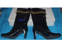 Brand New and Boxed Ladies Shoes/Boots