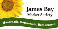 Be a vendor at the James Bay Community / Breakwater Markets
