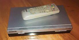 Thomson DTI1000 DVB Freeview Box & Remote