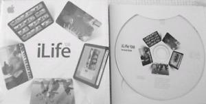 ILife 08 original discs wanted