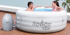Lay Z Boy Spa Vegas- new in box + extras