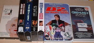 VHS MOVIES Lot
