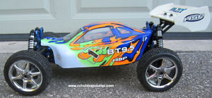 New RC Buggy/Car Brushless Electric BT9 Pro Version Bazooka Kitchener / Waterloo Kitchener Area image 2