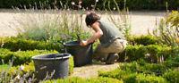 Aide jardinière plein air, extérieur
