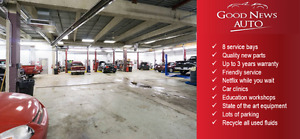 $99 VEHICLE INSPECTIONS - GOOD NEWS AUTO
