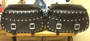 Talisman Saddlebags