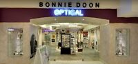 Part Time Optician Needed in Bonnie Doon Mall