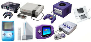 Looking For Older Video Games and Systems (Nintendo/SEGA/Etc)