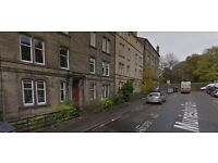 Furnished One Bed + Box Room Apartment on Murieston Crescent - Dalry - Edinburgh - Available NOW