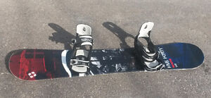"""SnowBoard 142 cms """"Five Forty"""" with bindings"""