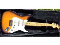 """Fender 50s Vintage Reissue Stratocaster - """"Crafted in Japan"""""""