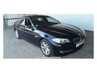 2011 BMW 5 Series 520d SE 4dr px Audi A6 e class e220 320d SALOON Diesel Manual