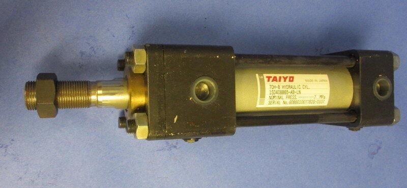 TAIYO 70H-8 7MPa HYDRAULIC CYLINDER 1SD40BB65-AB-LN