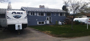Perfect Brock location w/ spacious attached garage!