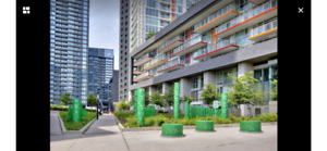 Spacious 1 Bedroom Condo Downtown, 75 Queens Wharf (CN Tower)