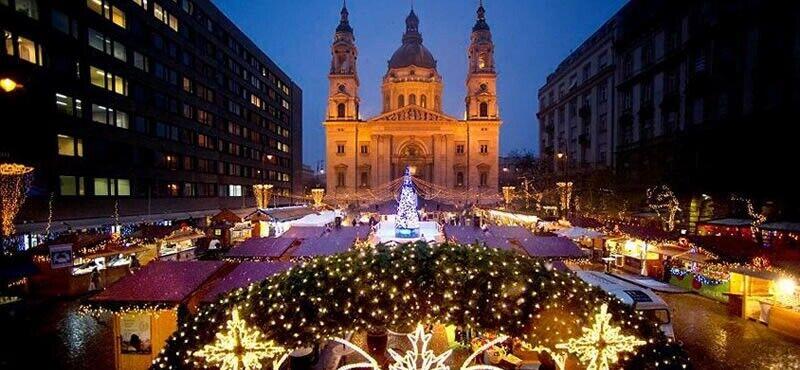 Budapest Christmas Market Location.4 Budapest Christmas Market Break With Tour In Dagenham London Gumtree