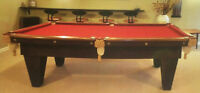 Pool table - mint condition