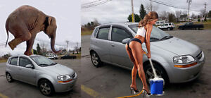 2007 Chevrolet Aveo LT Hatchback - Durable yet Seductive :)