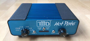 THD Hot Plate amp attenuator - 16ohm version