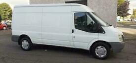 Ford Transit 2.4TDCi Duratorq ( 115PS ) 350L ( Med Roof ) Van 350 LWB