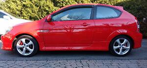 2007 Hyundai Accent SR Hatchback