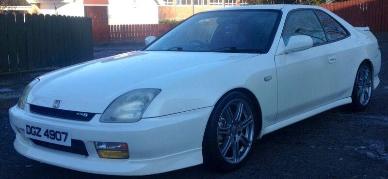 1999 Jdm Sir Honda Prelude 2 2 Vtec S Spec Not Type R