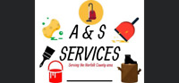 Residential Cleaning and home services -  stump grinding