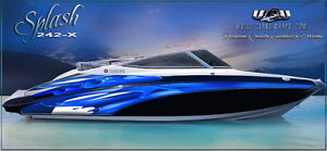 Custom Designed Boat Graphics