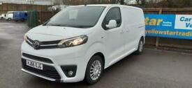 2017 Toyota Proace 1.6D (115hp)(EU6) Comfort Medi Panel Van Diesel Manual