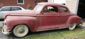 1947 PLYMOUTH COUPE