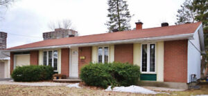 Large Bungalow!   Great Location!!    Reduced Price!!!!
