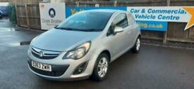 2013 Vauxhall Corsa 1.3CDTi 16v (94bhp)(Euro 5) Sp Car Derived Van Diesel Manual