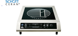 New Professional Induction Cooking Ranges IWA-1500