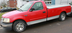 1999 & 2000 Ford F150's For Parts or Repair & Tonneau Cover