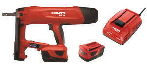 Hilti (BX 3) battery actuated fastening tool kit w/ warranty$499