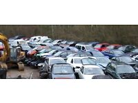 WANTED YARD FOR SCRAP METAL BREAKING CARS ETC. OPEN STORAGE