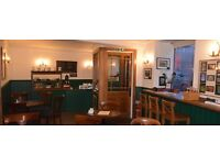 Very Popular and Busy Cafe Coffee Shop and Takeaway Business for Sale in Newington, Edinburgh