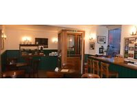 Very Popular and Busy Cafe and Takeaway Business for Sale in Newington, Edinburgh