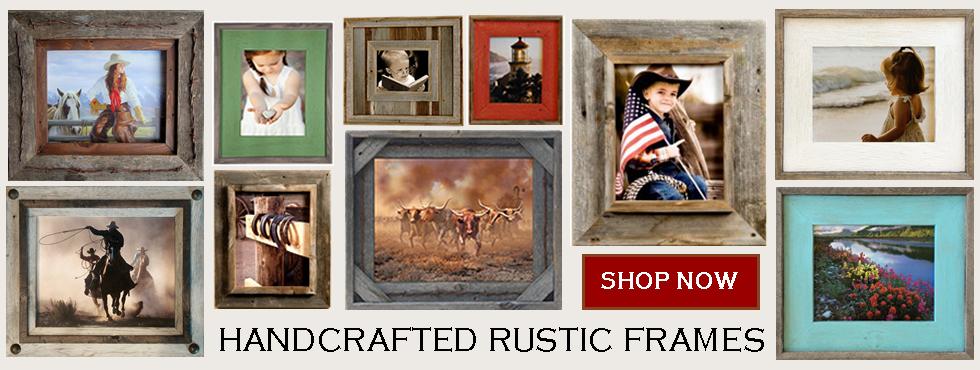 My Barnwood Frames.com