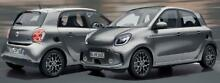 SMART forfour EQ Racingrey (22kw)