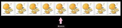 Us 5256 Meyer Lemons 2C Pnc9 B11111 Mnh 2018