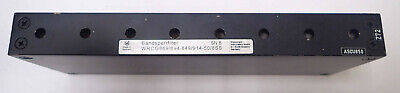 Wainwright Instruments Wrcg869894-849914-508ss Band Reject Filter
