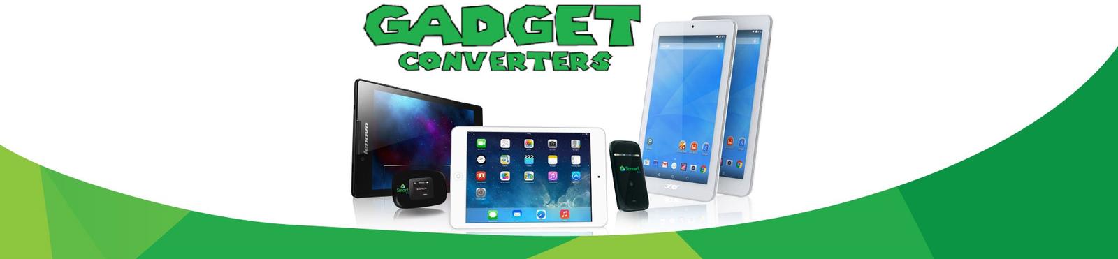 Gadget Converters
