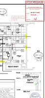City permit stamped engineering drawings-residential-commercial